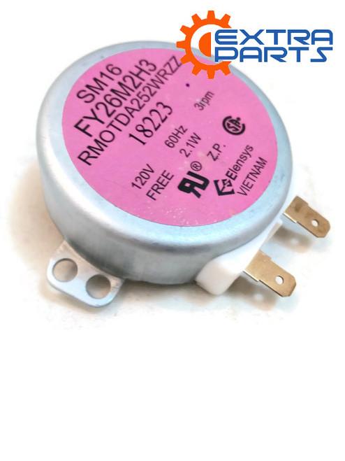 Sharp RMOTDA252WRZZ Microwave Turntable Motor