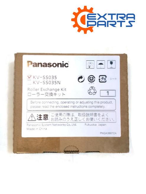 Panasonic KV-SS035 Roller Exchange Kit for Panasonic Scanner KV-S1020C KV-S1045C  KV-S1025C  GENUINE