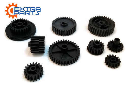 HP LaserJet M600 M601 M602 Fuser Gear Repair Kit