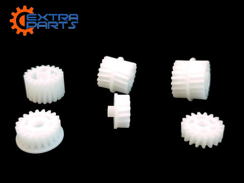 HP LaserJet P3015 Replacement Gear Kit (Set of 6)