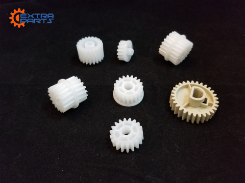 HP LaserJet P3005 P3015 Fuser Gear Kit (set of 7)