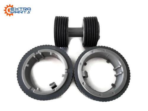 PA03670-0001/PA03670-0002 for Fujitsu fi-7160 fi-7260 fi-7180 Pick/Brake Roller  OEM REPLACEMENT