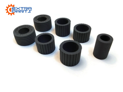 HP7000s3 HP5000s4 HP3000s3 scanner pick-up tire set OEM REPLACEMENT