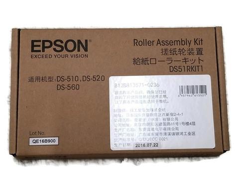 B12B813571-0236 Roller Assembly Kit for Epson DS-510 520 560  NEW GENUINE