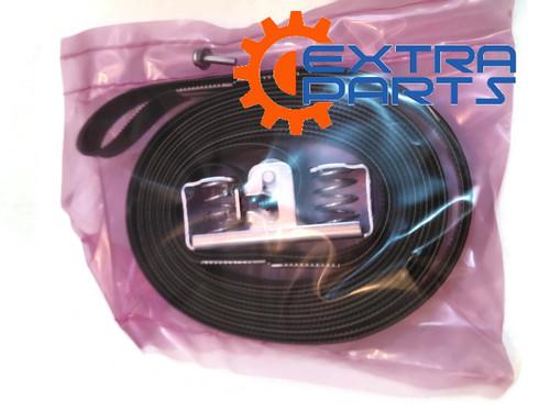 CQ869-67072  Q6652-60118 CQ111-67003 Genuine HP Carriage Belt