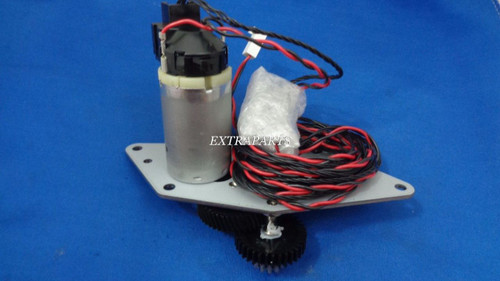 CH955-67064  Rewinder motor and gears for the Designjet L25500