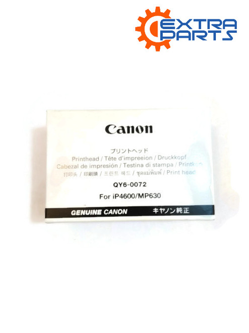 QY6-0072 Printhead for Canon Pixma IP4600 IP4700 MP630 MP640