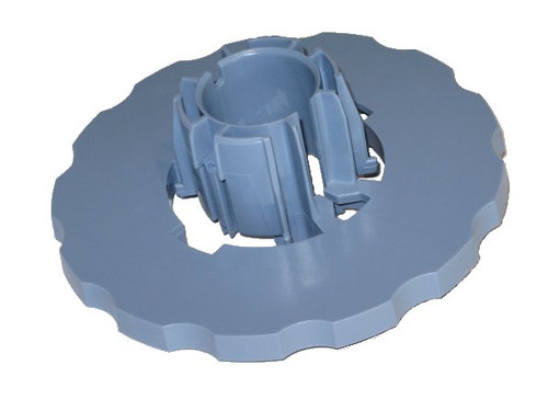 C6090-60105; Spindle Hub Blue for HP DJ 4000 4020 5000 5000PS 5100 5500