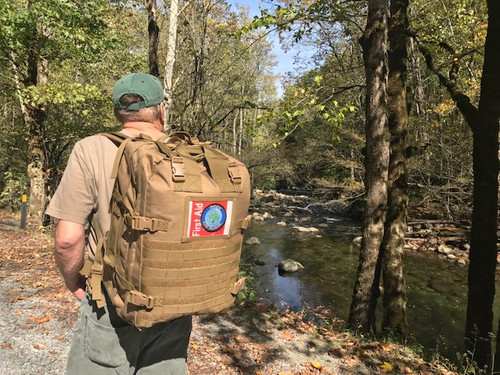 The Best Backpack on the market today Empty VooDoo Tactical Special ops Medical Pack Empty