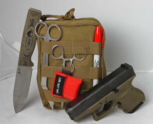 EMPTY Gunshot bag well-made by VooDoo Tactical