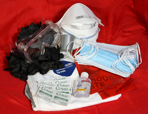 Coronavirus Single Unit Pandemic Kit