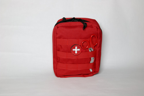 Trucker's First Aid Trauma Kit to save lives.