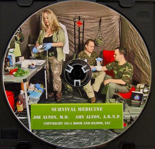 Survival Medicine DVD