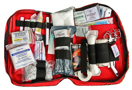 Grab N Go Deluxe Trauma Bag Kit
