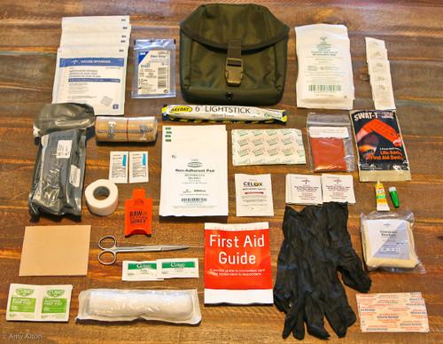 Ultimate Compact First Aid Trauma Kit 2017