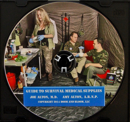Medical Supplies Guide DVD