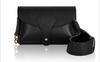 Black Mini Leather Crossbody