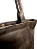 Distressed Tan Hunter Leather Tote Shopper Bag
