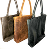 Classic Hunter Leather Tote Shopper Bag