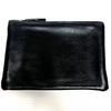 Vegan leather iconic Moroccan design bag set - Black
