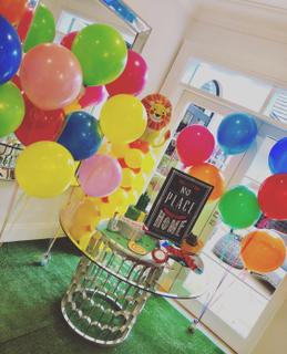 Fabulous Bright Pops Of Colour 45cm Latex Balloons