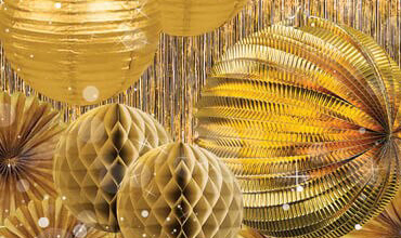gold-party-decorations
