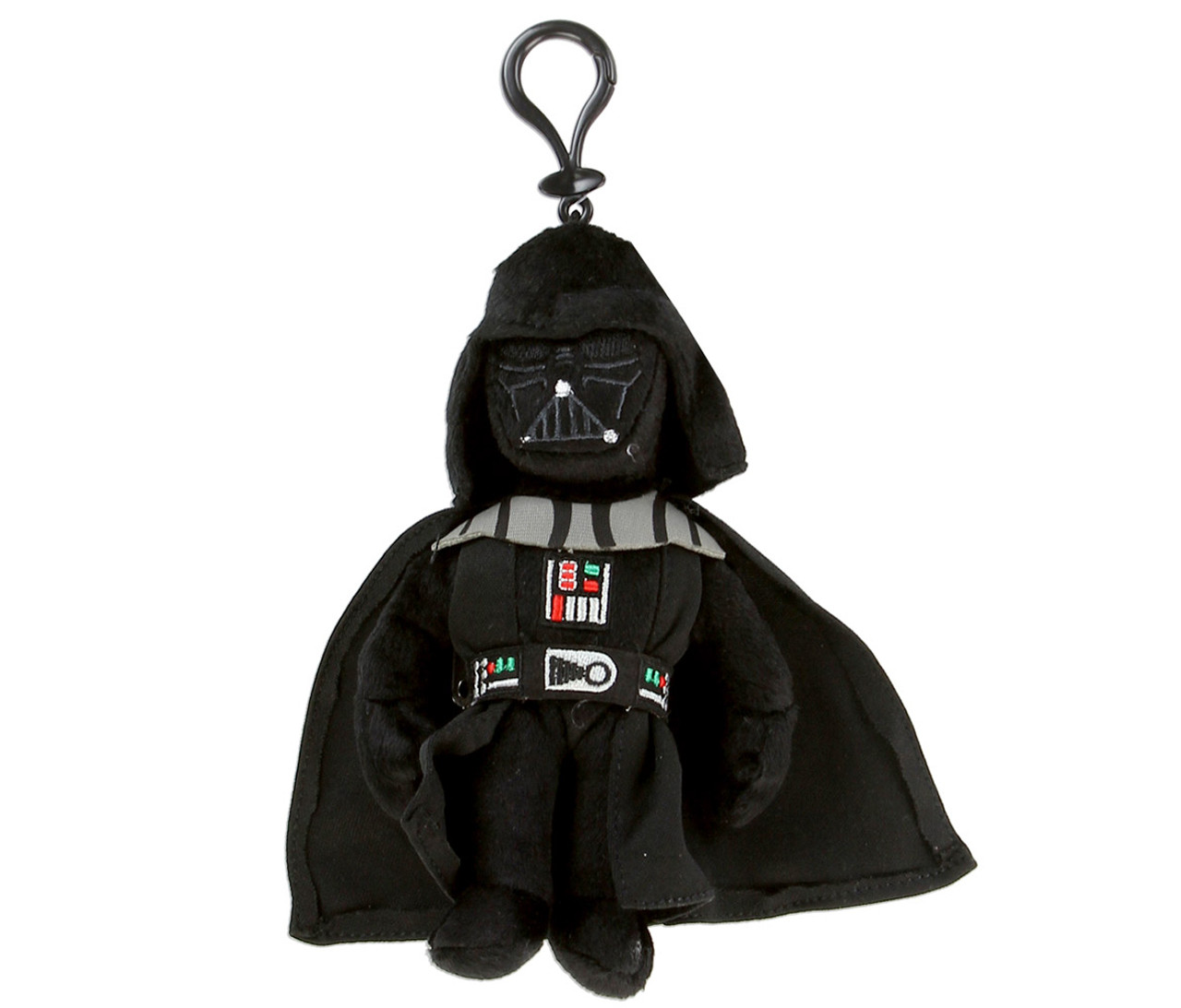 Disney Star Wars Darth Vader Plush Coin Clip Novelty Character