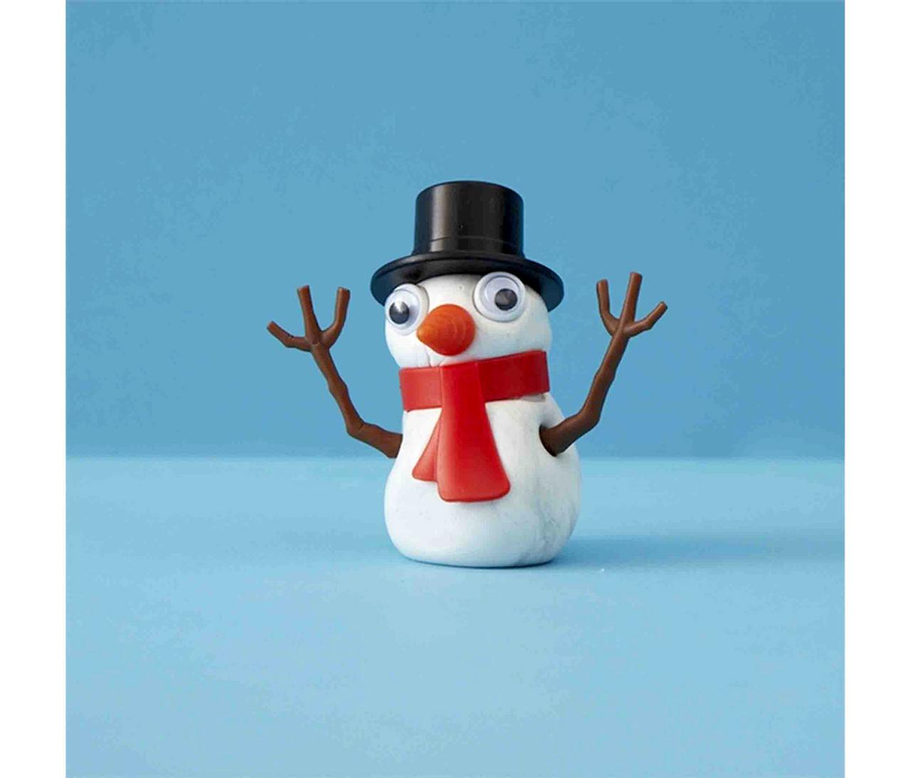 Cupcakes And Cartwheels The Original Miracle Melting Snowman Novelty