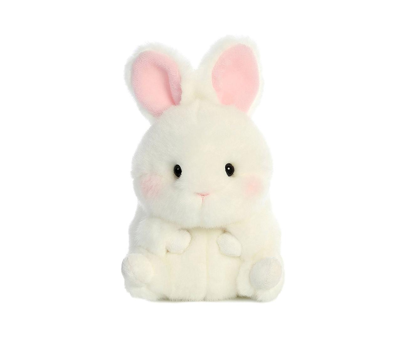 35d81e465828 ... Stuffed Animals Aurora Bunbun Bunny Rolly Pet Super Soft Plush · 175010