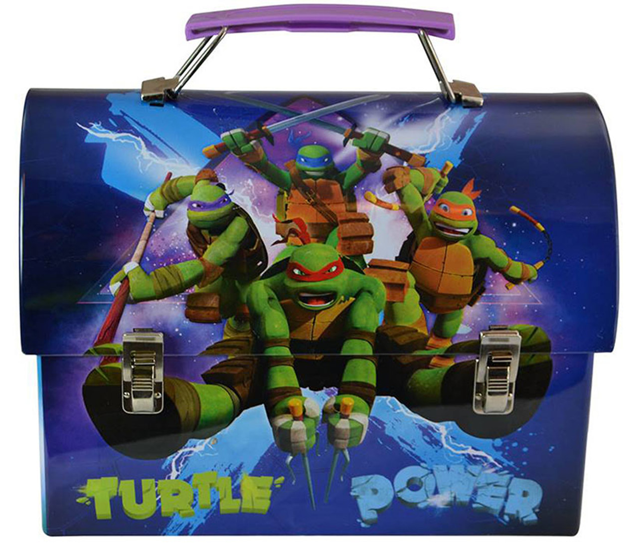 e1041fdcb3e7 Lunch Box Teenage Mutant Ninja Turtles Stainless Steel Utility Lunch Box