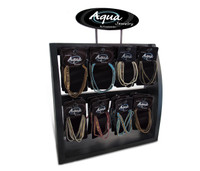 Aqua Bracelets Package Bronze Plated Multi Strand
