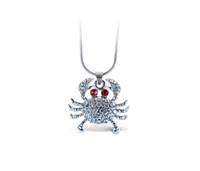 Sparkling Necklace Crab