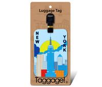 Luggage Tags New York