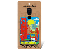 Luggage Tags San Francisco