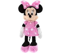 Disney Minnie Mouse Classic Stuffed Animal  Plush