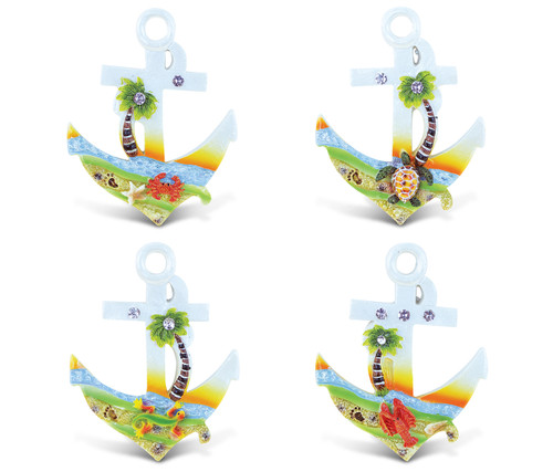 Anchor - Sunset Magnets