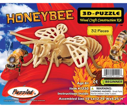 3D Puzzles Honeybee