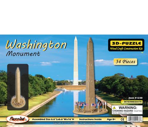 3D Puzzles Washington Monument