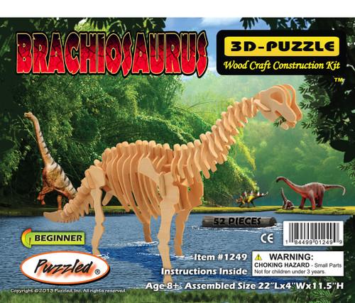 3D Puzzles Brachiosaurus Dinosaurs