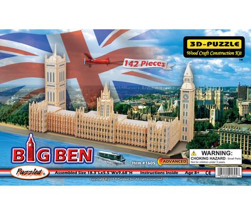 3D Puzzles Big Ben