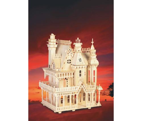 3D Puzzles Fantasy Villa