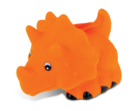 Squirter  Orange Triceratops