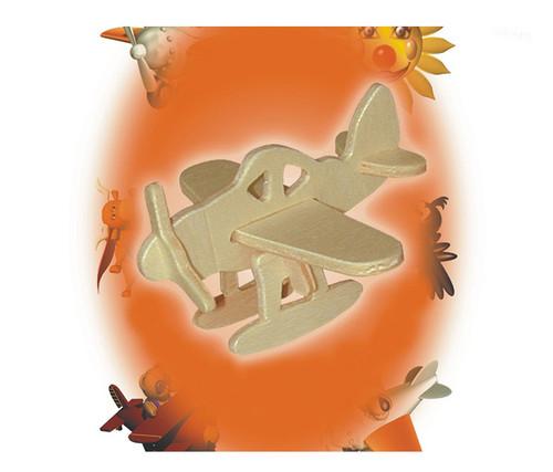 Mini 3D Puzzles Hydro Air Plane