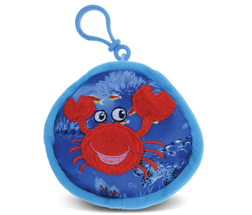 4 Inch Coin Bag Crab