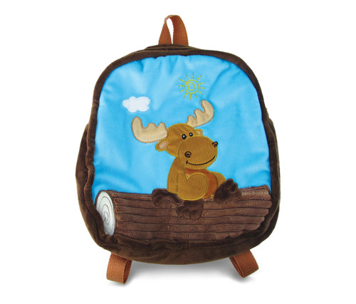 Backpack Moose