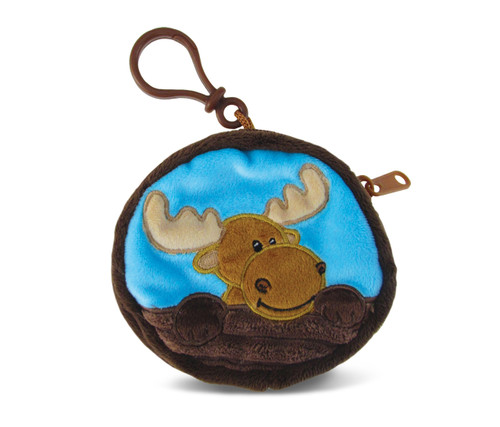 Coin Bag Moose