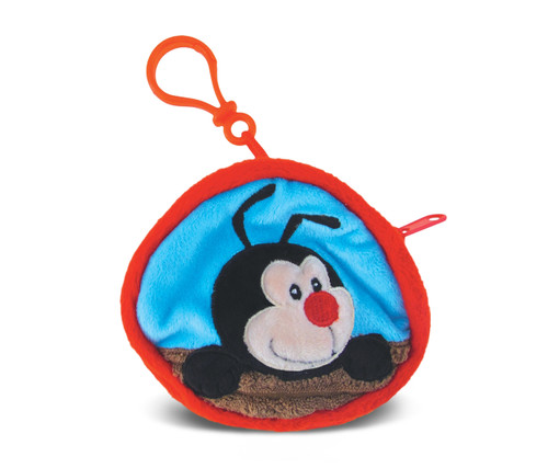 Coin Bag Lady Bug