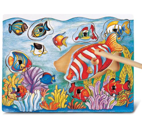 Magnetic Fishing Fish