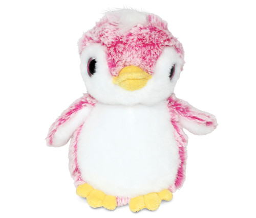 Super Soft Plush Pink Penguin