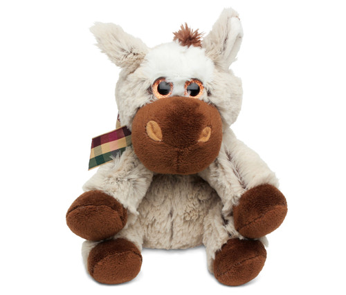 Super Soft Plush Floppy Donkey